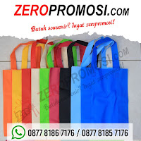 Tas seminar kit model Goodie Bag Eco S
