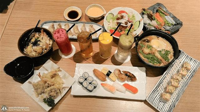 Sushi Zanmai, Sky Avenue, Genting Highlands,