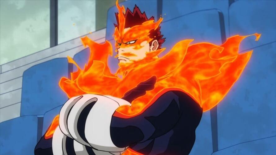 Karakter Paling Kuat di Anime Boku no Hero Academia