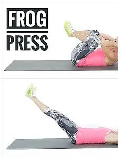 Frog press