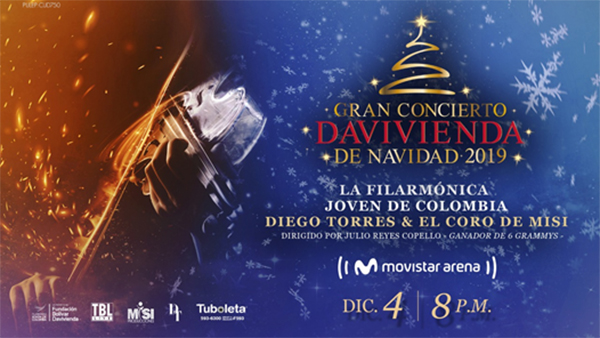 artistas-navidad-espectáculo-inolvidable-familia-Concierto-Davivienda-agenda