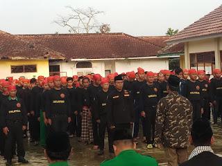 Komandan Banser Bandung Barat