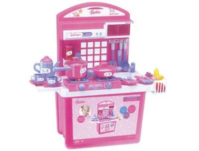 Nurul Azham S Shoppe Barbie Kitchen Set