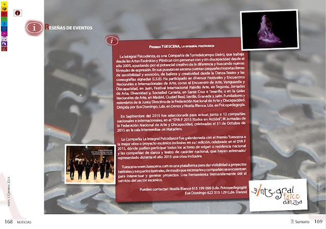 Revista ArtsEduca. Enero 2016. Nº 13