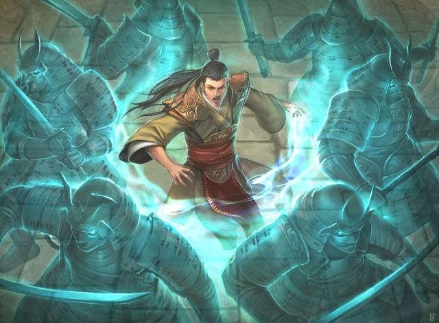 Descrição de classes - Wu jen