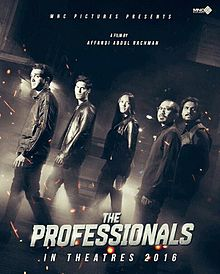 download film the professionals