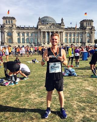Berlin Marathon Finisher