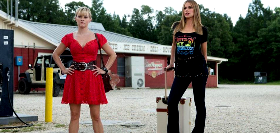 Reese Witherspoon și Sofia Vergara în comedia Hot Pursuit