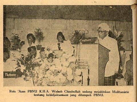 Kesaksian Kiai Hamid Pasuruan, Kiai Wahab Chasbullah Wali Terbesar Pada Jamannya