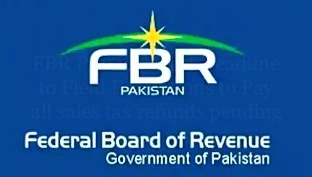 FBR Provides Last Deadline to Field