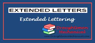 Extended-latters-kya-hai