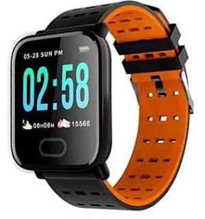 Smart Watch for Android and iOS Phone IP68 Waterproof