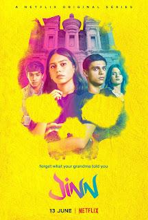 Jinn (2019) Season 1 Hindi Full Web Series WEB-DL 480p