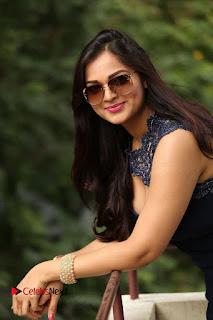 Actress Ashwini Pictures in Short Dress at Vinodam 100 Percent Press Meet  0128.JPG