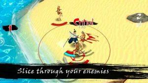 Bushido Saga MOD APK Android Samurai Offline RPG