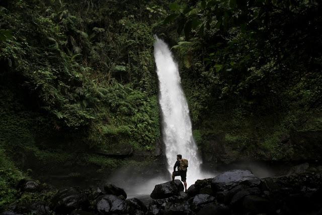 Situgunung Di Sukabumi Mengadakan Perlombaan Trail Run Untuk Merayakan HUT RI 2019