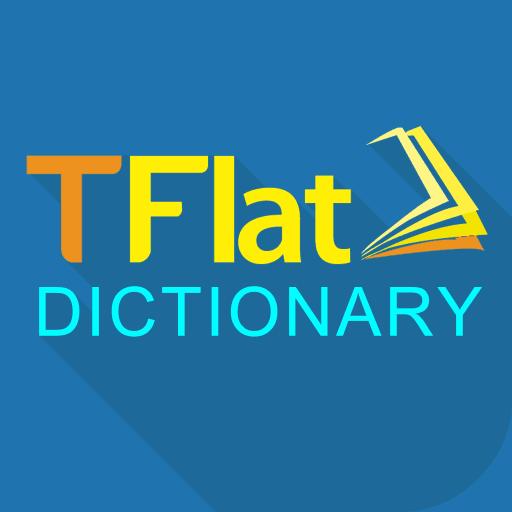 Từ điển Anh Việt TFlat Offline - Dịch tiếng Anh  v7.9.5 [Vip]