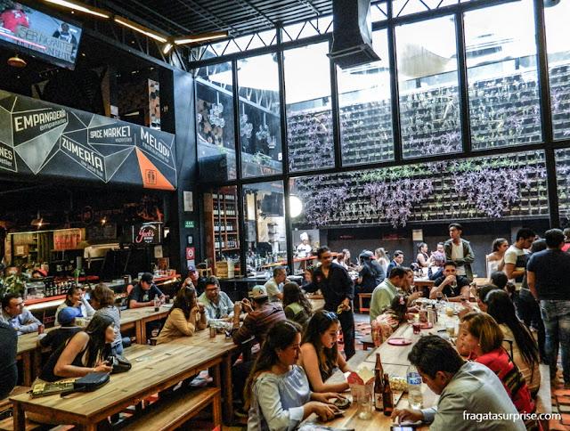 Mercado Roma, Cidade do México