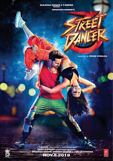 Street Dancer 3D (2020) Full Movie Download Hindi 300Mb 480p 720p HD