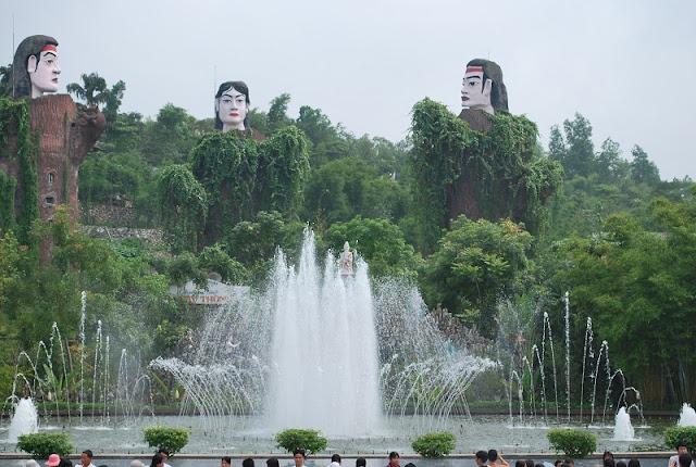 Nui Coc Lake - Thai Nguyen province