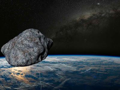 Asteroide se aproximará a la tierra este jueves-TuParadaDigital
