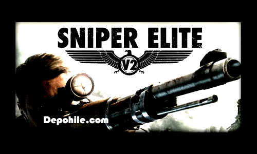 Sniper Elite V2 Remastered Oyunu Bitirme %100 Save 2020