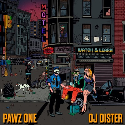 Pawz One & DJ Dister - Watch & Learn (2020) - Album Download, Itunes Cover, Official Cover, Album CD Cover Art, Tracklist, 320KBPS, Zip album