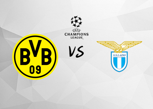 Borussia Dortmund vs Lazio  Resumen y Partido Completo