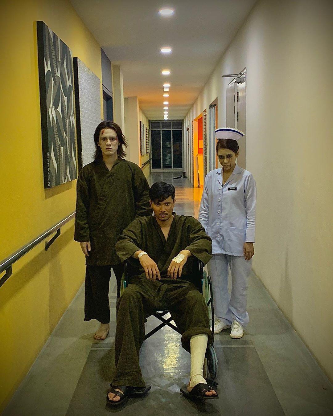Pelakon Kisah Seram Hospital