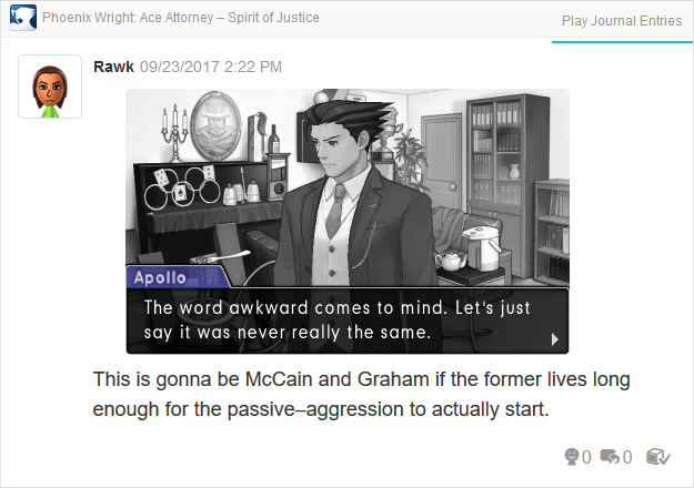 Phoenix Wright Ace Attorney Spirit of Justice Turnabout Revolution civil trial bad ending