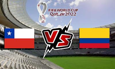 كولومبيا و تشيلي بث مباشر