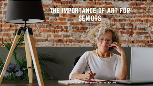 The Importance of Art for Seniors