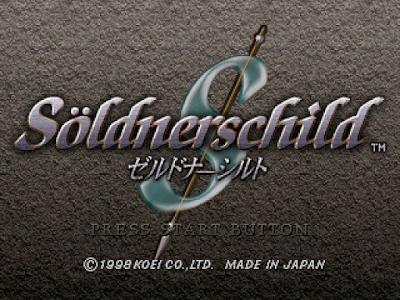 【PS】少年傭兵團中文版+密技(傭兵之盾、Soldnerschild),超棒的SRPG!