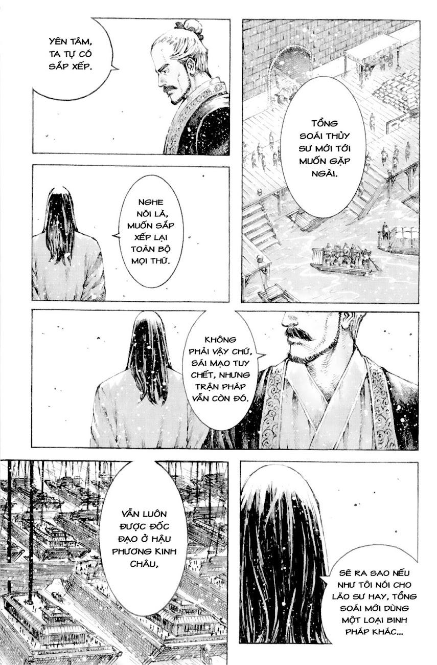 Hỏa phụng liêu nguyên Chương 411: Sơn hậu hữu sơn [Remake] trang 10