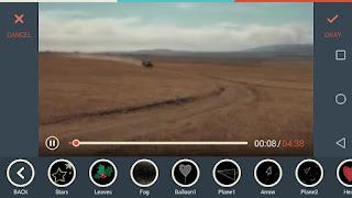 Edit Vidio Menggunakan FilmoraGo