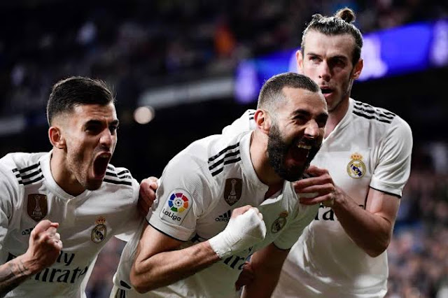 تشكيل ريال مدريد ضد فنربخشة عبر سوفت سلاش