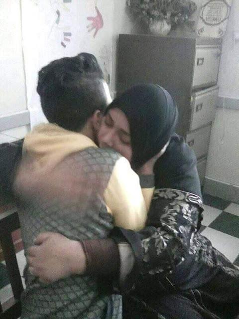 شاب يعود إلى أهله بعد غياب 16 عامًا بنبروه في الدقهليه