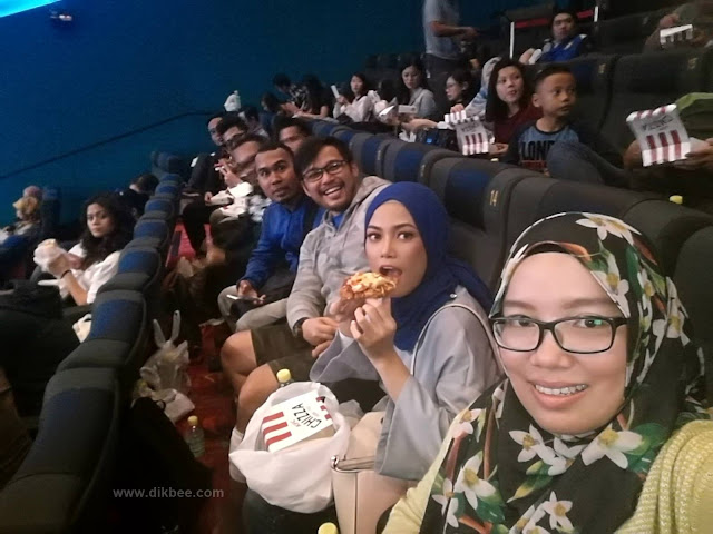 Filem Pitch Perfect 3 Bersama KFC Chizza Fans Party