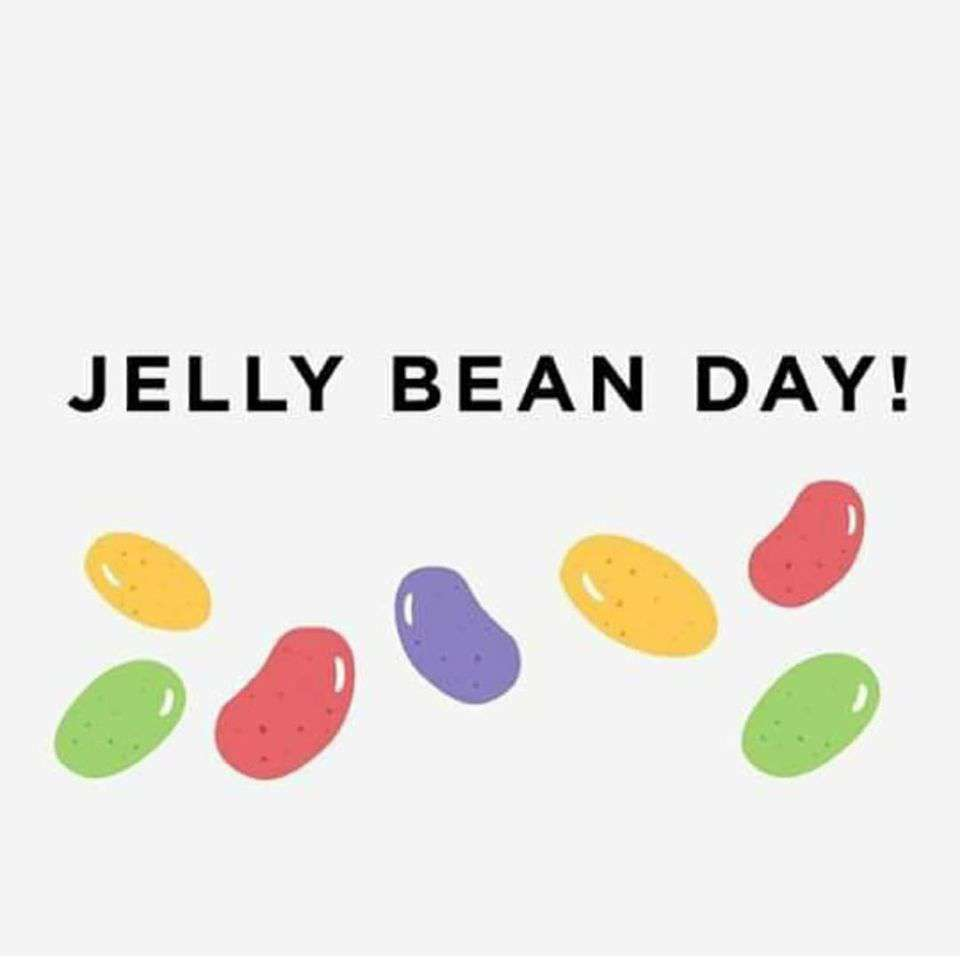 National Jelly Bean Day Wishes for Instagram