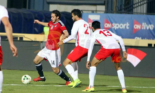اهداف مصر وتونس