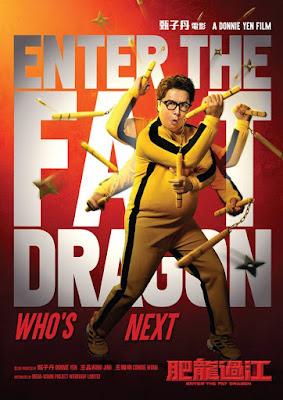 """TRAILER: """"Enter The Fat Dragon""""."""