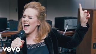 Lirik Lagu When We Were Young - Adele
