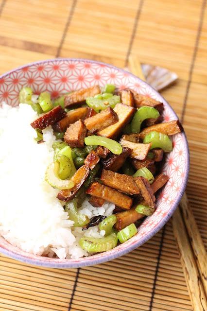 comment cuisiner tofu fume