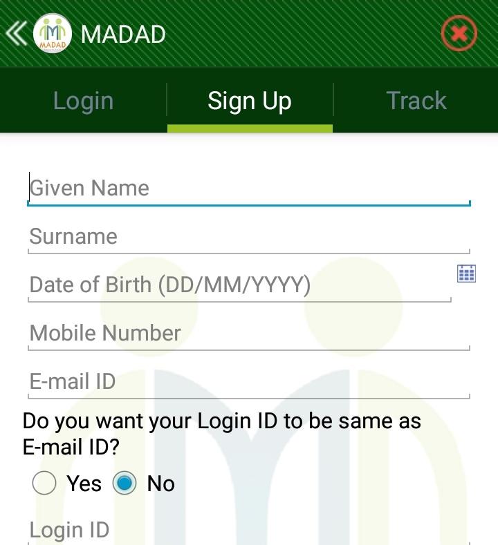 Madad Application mPassport seva