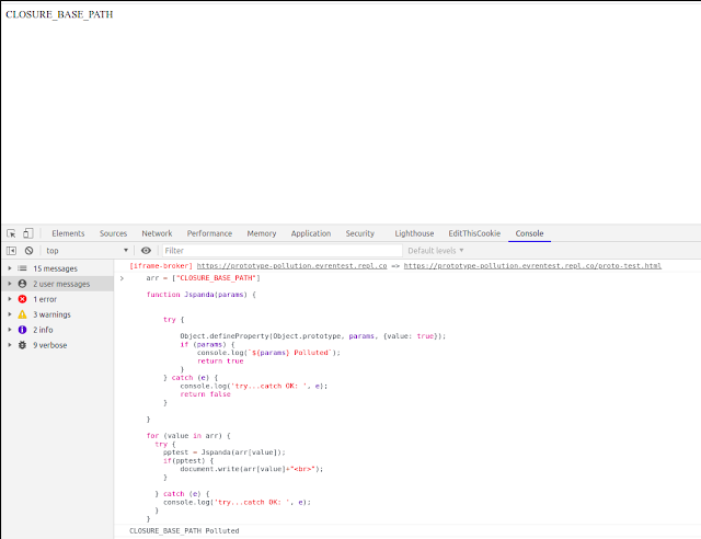 JSPanda – Client-Side Prototype Pullution Vulnerability Scanner