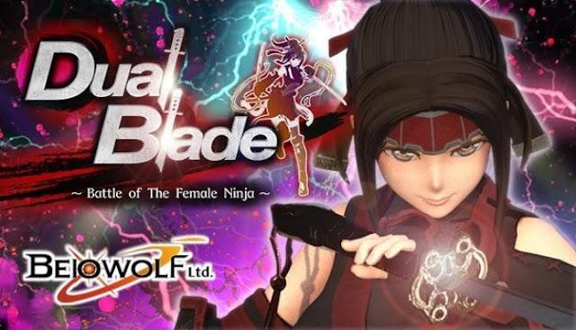 Dual-Blade-Battle-of-The-Female-Ninja-Free-Download