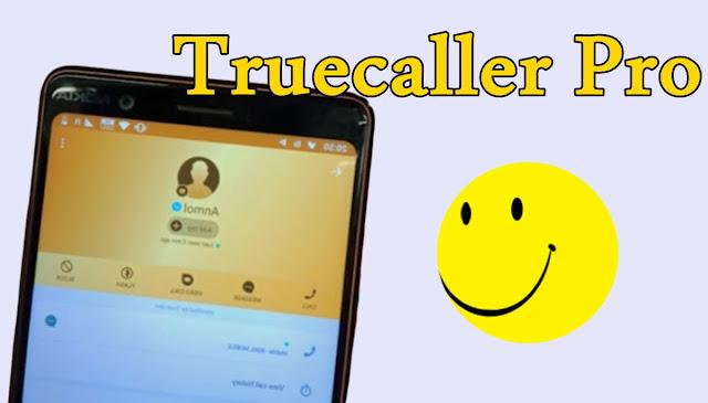 Truecaller-Premium | إليك النسخة الذهبية من تطبيق تروكولر Truecaller Pro 2020  بمميزات رائعة حملها مجانا