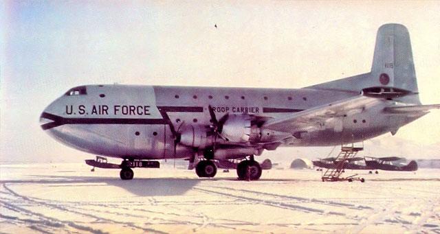 Penerbangan Transatlantik C-124