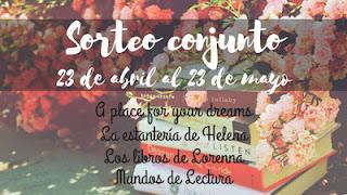http://cristinaentreletras.blogspot.com.es/2017/04/sorteo-conjunto-sant-jordi.html