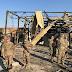 EE.UU. confirma que 109 de sus militares quedaron locos con lesión cerebral traumática tras el ataque de Irán contra su base en Irak.